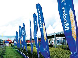 Žemės ūkio technikos technologijų parodų
