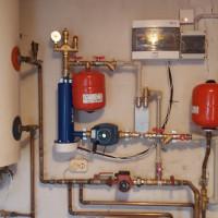 Beril elektriniai katilai, Šildymo sistemos priežiūra ir remontas