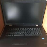 Naudotas nešiojamas kompiuteris HP
