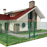 Segmentines tvoros, medinės tvoros, stulpai, vartai, montavimas, garantija