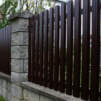 Medinės tvoros