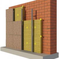 Namu šiltinimas - sienu siltinimas, fasado šiltinimas, pamatų šiltinimas