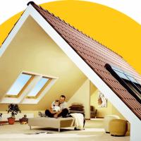 Stogo šiltinimas - fasado šiltinimas, pamatų šiltinimas