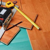 Laminato klojimas | grindu klojimas