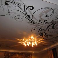 Medžiaginės įtempiamos lubos