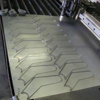 Metalo pjovimas plazma (CNC)
